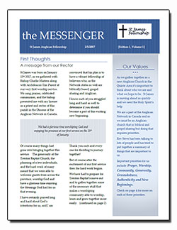 The St James Messenger
