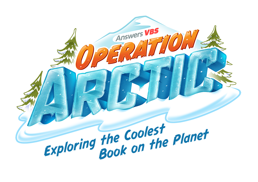 Operation Arctic - Exploring the coolest book in the Bible!